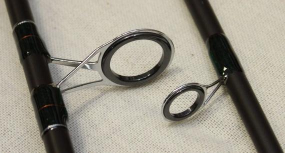 Пропускные кольца для спиннинга: как снять, поменять и