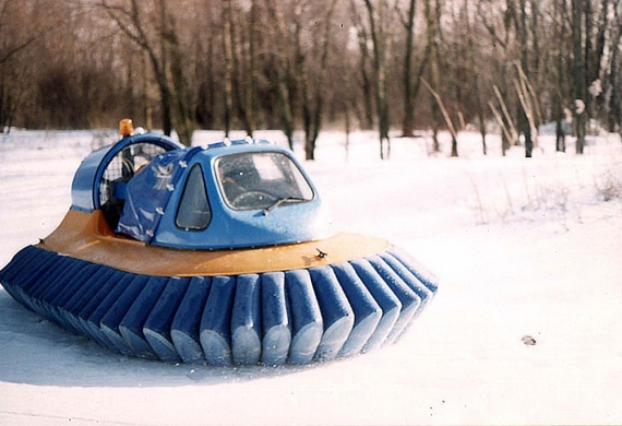 Ховеркрафт Нептун 3 «Соболь», Россия