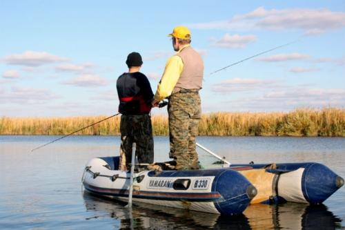 Секреты хорошего улова в степи от челябинских рыбаков
