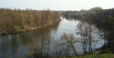 Река Рось и её притоки
