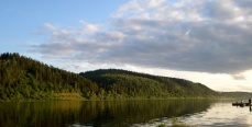Река Вятка