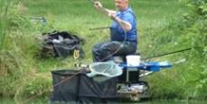 Среди алтайских госслужащих определили лучших рыболовов
