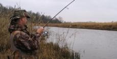 А. Крайний: «Под платную рыбалку отведут исключительно небольшие пруды»