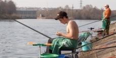 Под Воронежем прошел фестиваль по рыбной ловле