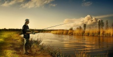 Весенняя рыбалка. Или, какую рыбу ловить весной.