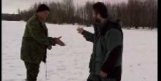Зима в Разнежье. Щука и крупный окунь