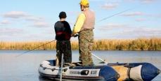Как рыбу на Тургае ловили