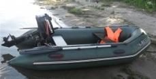 Выбор мотора для надувной лодки