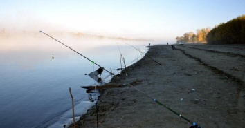 Рыбалка на Оби весной